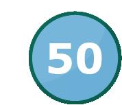 50 İleti