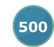 500 İleti