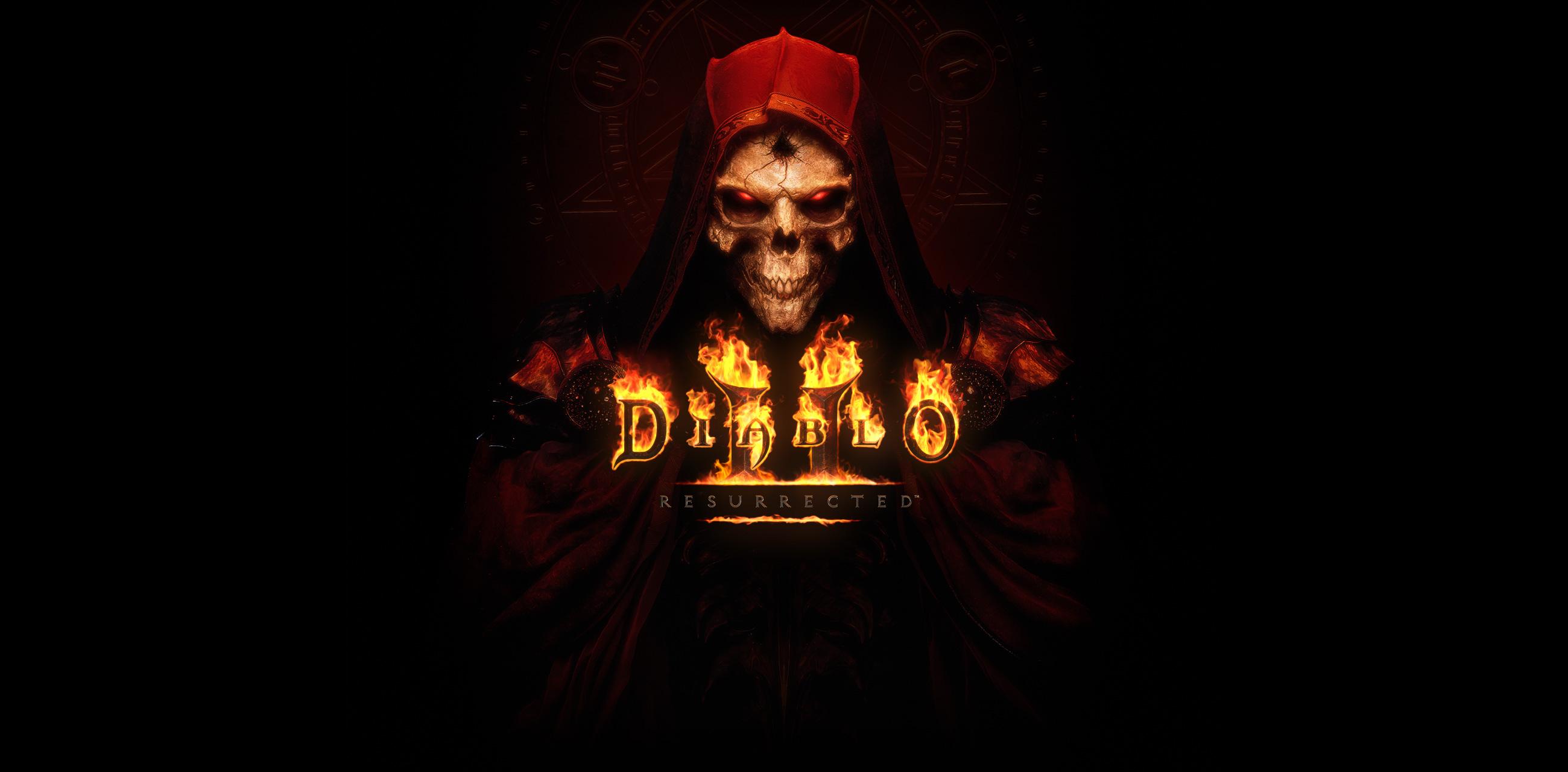 Diablo II: Resurrected Teknik Alpha Denedik