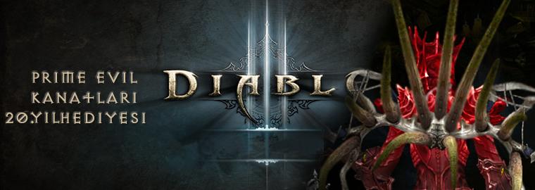 Diablo 20. Yıl Hediyesi