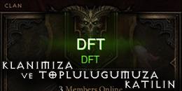 DFT - Topluluğuna (Community) Katılın