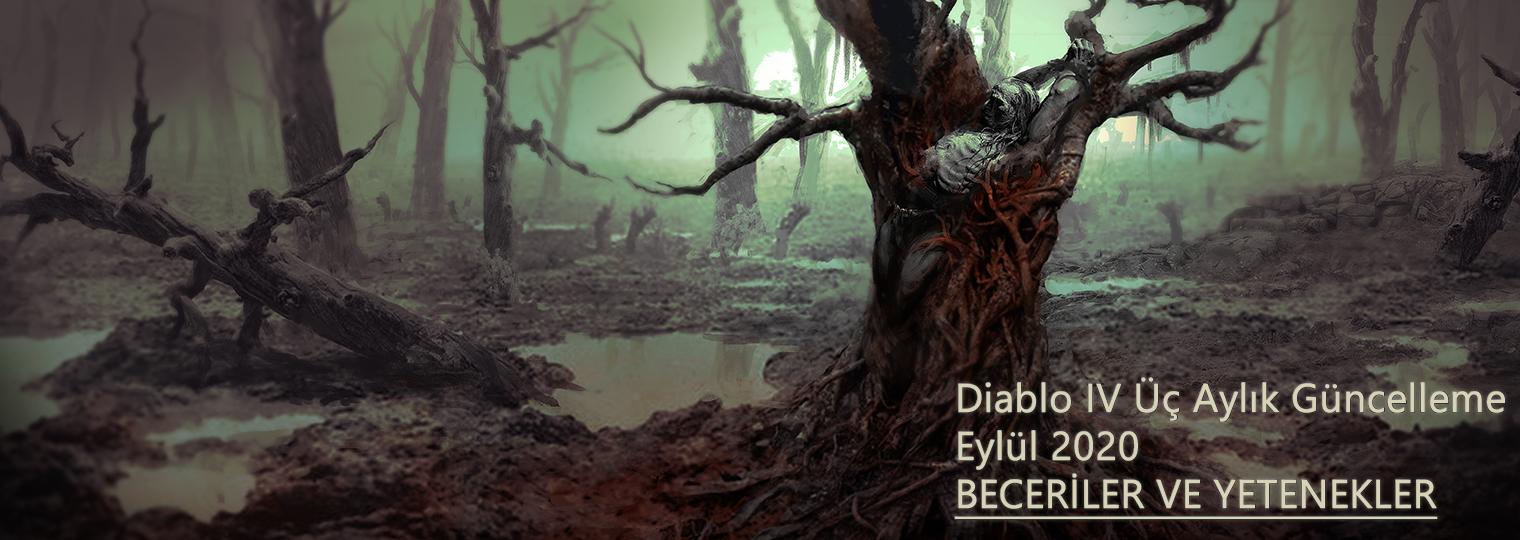 Diablo IV Üç Aylık Güncelleme - Eylül 2020