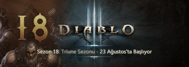 Sezon 18: Triune Sezonu 23 Ağustos'ta Başlıyor