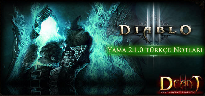 Diablo 3: Описание патча 2.1.2 для тестового игрового мира - Обзоры, новост